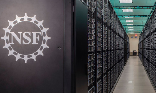 A researcher at the Utah State University worked with the Texas Advanced Computing Center's Frontera supercomputer to model the way virus particles disperse in a room.
